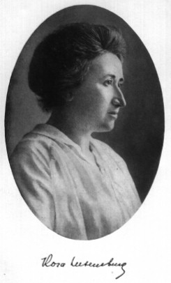 Photo von Rosa Luxemburg